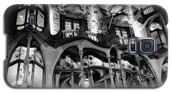 Barcelona - Casa Batllo Galaxy S5 Case by Andrea Mazzocchetti