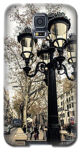 Barcelona - La Rambla Galaxy S5 Case