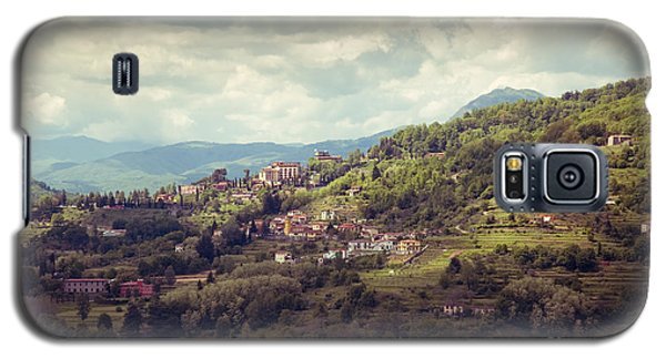 Barga In Alpi Apuane Mountains Tuscany Galaxy S5 Case
