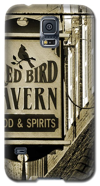 Galaxy S5 Case featuring the photograph Barhopping At The Red Bird 2 by Lee Craig
