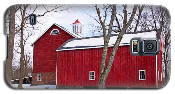 Barn At Tinicum Park Galaxy S5 Case