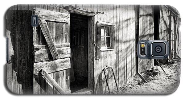 Barn Doors Galaxy S5 Case