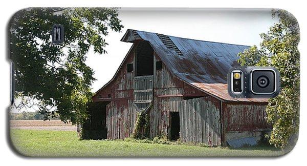 Barn In Missouri Galaxy S5 Case