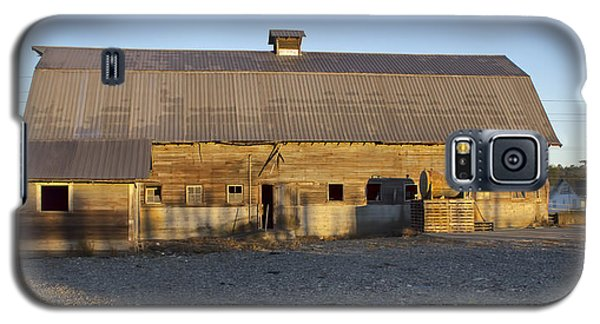Barn In Rural Washington Galaxy S5 Case