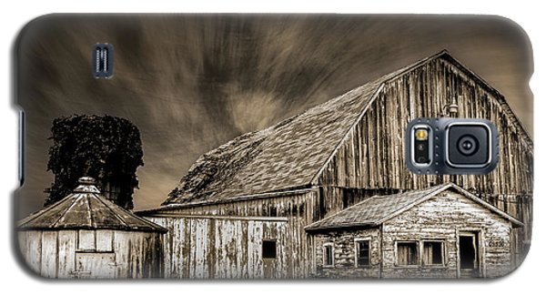 Barn On Hwy 66 Galaxy S5 Case