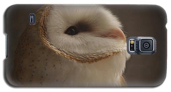 Barn Owl 4 Galaxy S5 Case