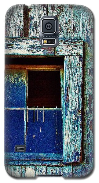 Barn Window 1 Galaxy S5 Case