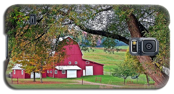 Barn With Class Galaxy S5 Case