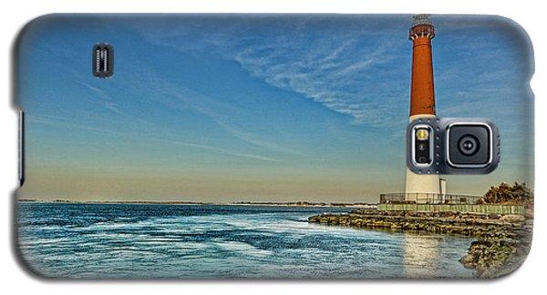 Barnegat Lighthouse - Lbi Galaxy S5 Case by Lee Dos Santos