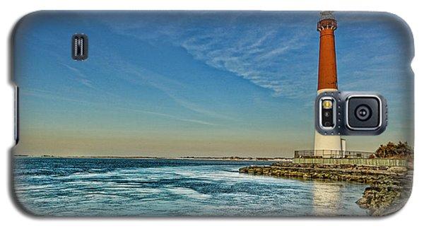 Barnegat Lighthouse II - Lbi Galaxy S5 Case by Lee Dos Santos
