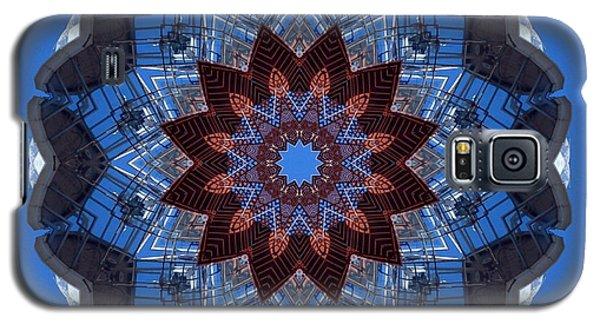 Barnegat Lighthouse Mandala Galaxy S5 Case