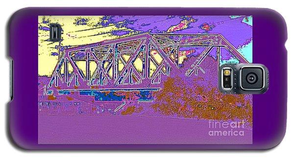 Barnes Ave Erie Canal Bridge Galaxy S5 Case