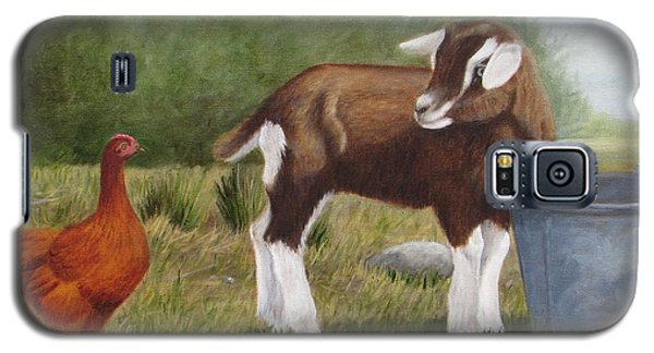 Barnyard Talk Galaxy S5 Case
