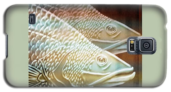 Galaxy S5 Case featuring the photograph Barramundi by Holly Kempe