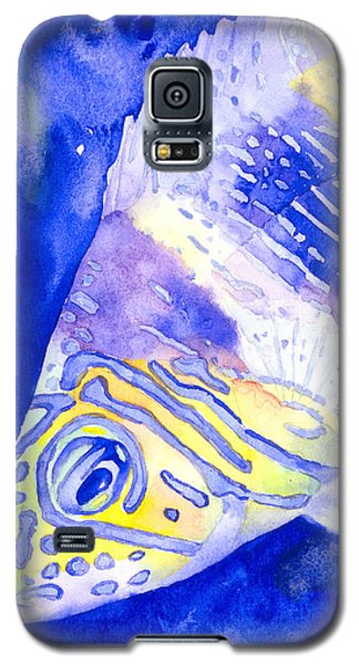 Barred Hamlet Portrait Galaxy S5 Case