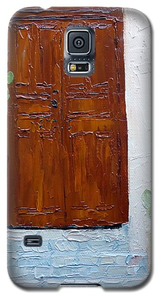 Barrio Doorway Galaxy S5 Case
