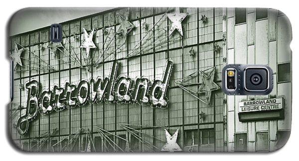 Barrowland Glasgow Galaxy S5 Case by Liz Leyden