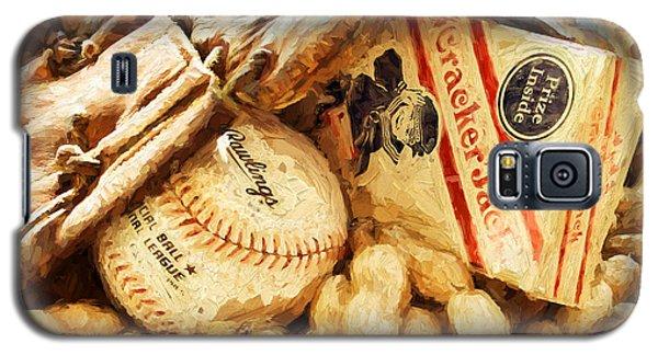 Baseball Fundamentals Galaxy S5 Case