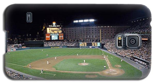 Baseball Game Camden Yards Baltimore Md Galaxy S5 Case
