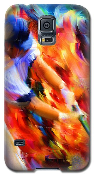 Baseball IIi Galaxy S5 Case by Lourry Legarde