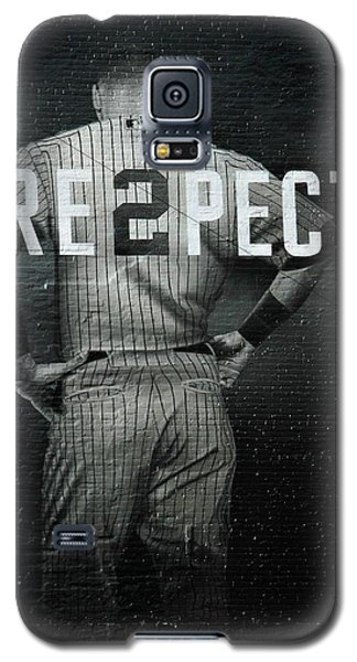 Baseball Galaxy S5 Case by Jewels Blake Hamrick