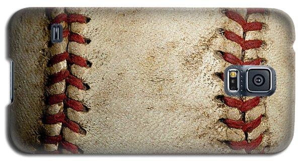Baseball Seams Galaxy S5 Case