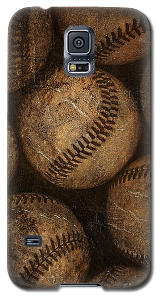 Baseballs Galaxy S5 Case