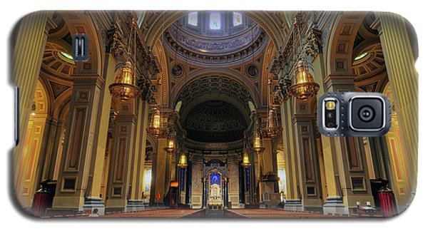 Basilica Of Saints Peter And Paul Galaxy S5 Case