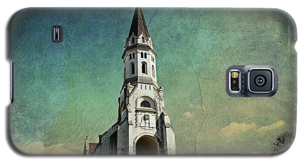 Basilica Of The Visitation Galaxy S5 Case by Barbara Orenya
