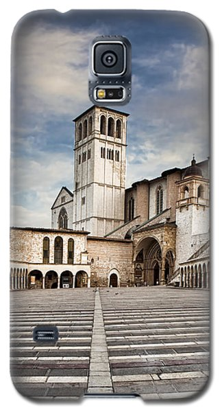 Basillica Of St Francis Of Assisi In Italy Galaxy S5 Case