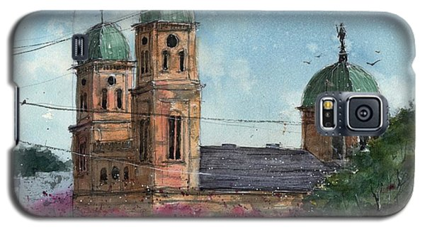 Basillica Of The Immaculate Conception In Natchitoches Galaxy S5 Case