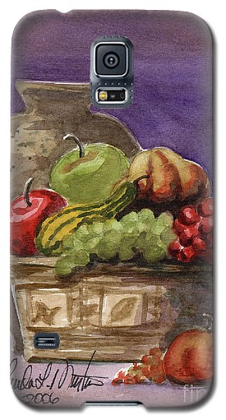 Basket Of Fruit Galaxy S5 Case