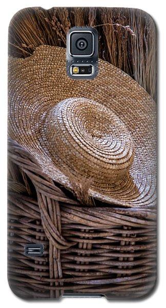 Basket Of Straw Galaxy S5 Case