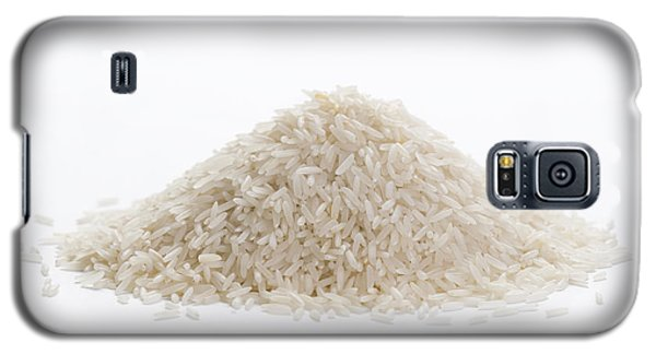 Galaxy S5 Case featuring the photograph Basmati Rice by Lee Avison