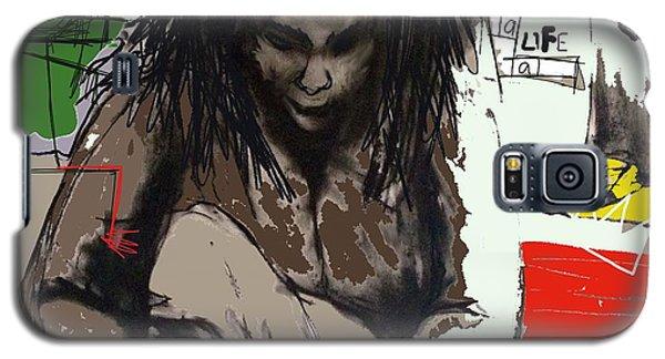 Basquiat Galaxy S5 Case