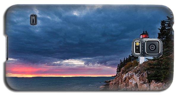 Bass Harbor Attitude Galaxy S5 Case