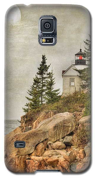 Bass Harbor Head Lighthouse. Acadia National Park Galaxy S5 Case
