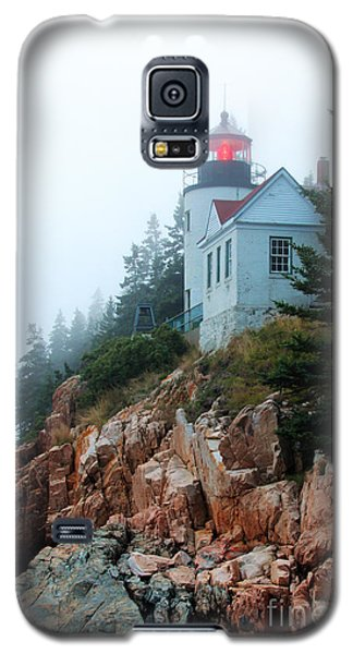 Bass Harbor Head Lighthouse Galaxy S5 Case