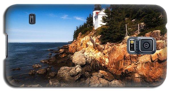 Bass Harbor Lighthouse Galaxy S5 Case