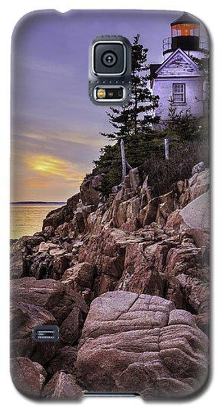 Bass Head Lighthouse Galaxy S5 Case