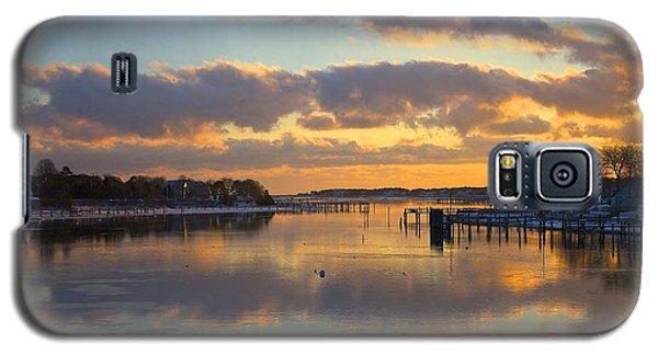 Bass River Reflection Galaxy S5 Case