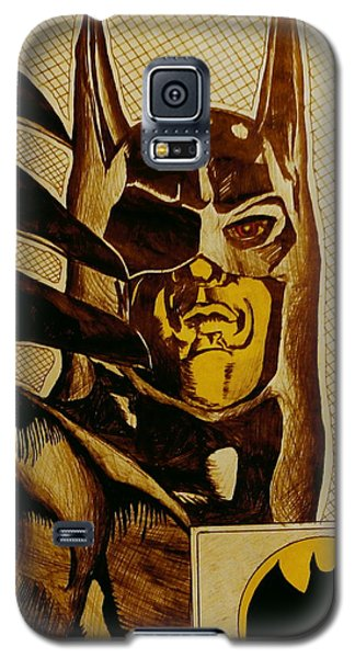 Bat Man Galaxy S5 Case