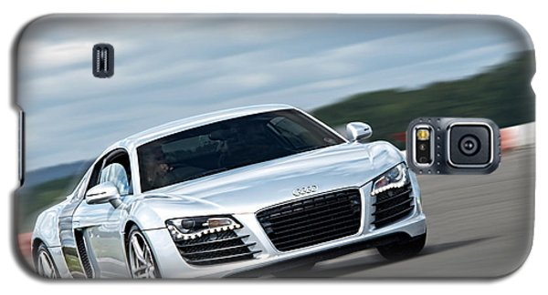 Bat Out Of Hell - Audi R8 Galaxy S5 Case