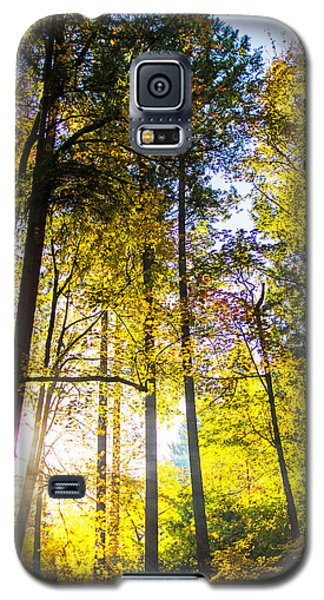 Bathed In Sunrays Galaxy S5 Case
