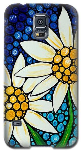 Bathing Beauties - Daisy Art By Sharon Cummings Galaxy S5 Case