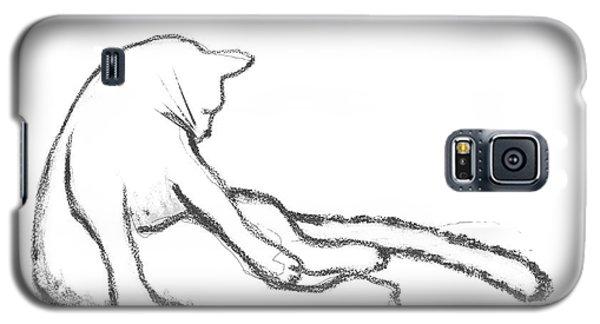 Bathing Beauty Galaxy S5 Case by Ginny Schmidt