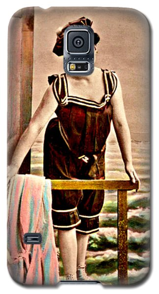Bathing Beauty Galaxy S5 Case