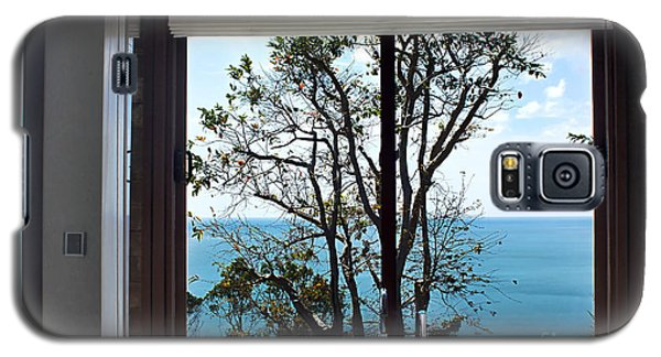 Bathroom With A View Galaxy S5 Case