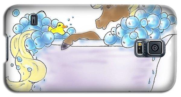 Bathtime Galaxy S5 Case