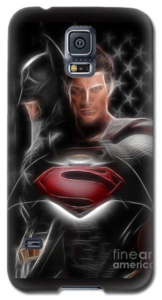 Batman Vs Superman  Galaxy S5 Case